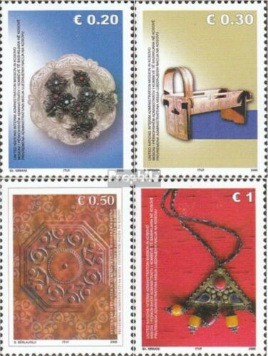kosovo UNAdministration 3134 mint never hinged mnh 2005 Crafts