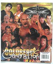 WCW / WWE  MAGAZINE / ISSUE 52 / JULY 1999 / GOLDBERG