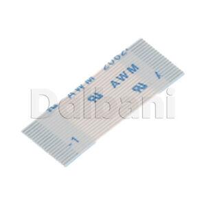 White-Flex-Cable-FFC-Flat-Flexible-Ribbon-0-5-Pitch-18-Pin-25-mm-Type-A