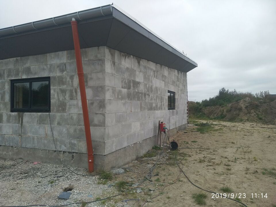 Fasadeisolering, Øvrige Sjælland, RosH