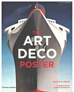 Image is loading the art deco poster stunning book