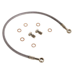 Rear-ATV-Steel-Braided-Brake-Line-HONDA-TRX-250R-86-89