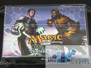 MTG-MAGIC-VENSER-vs-KOTH-PLANESWALKERS-DUEL-DECK-BOX-ULTRA-PRO