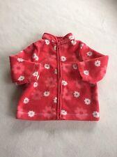 Baby Girls Clothes 3-6 Months - Cute Girl Fleece Jacket