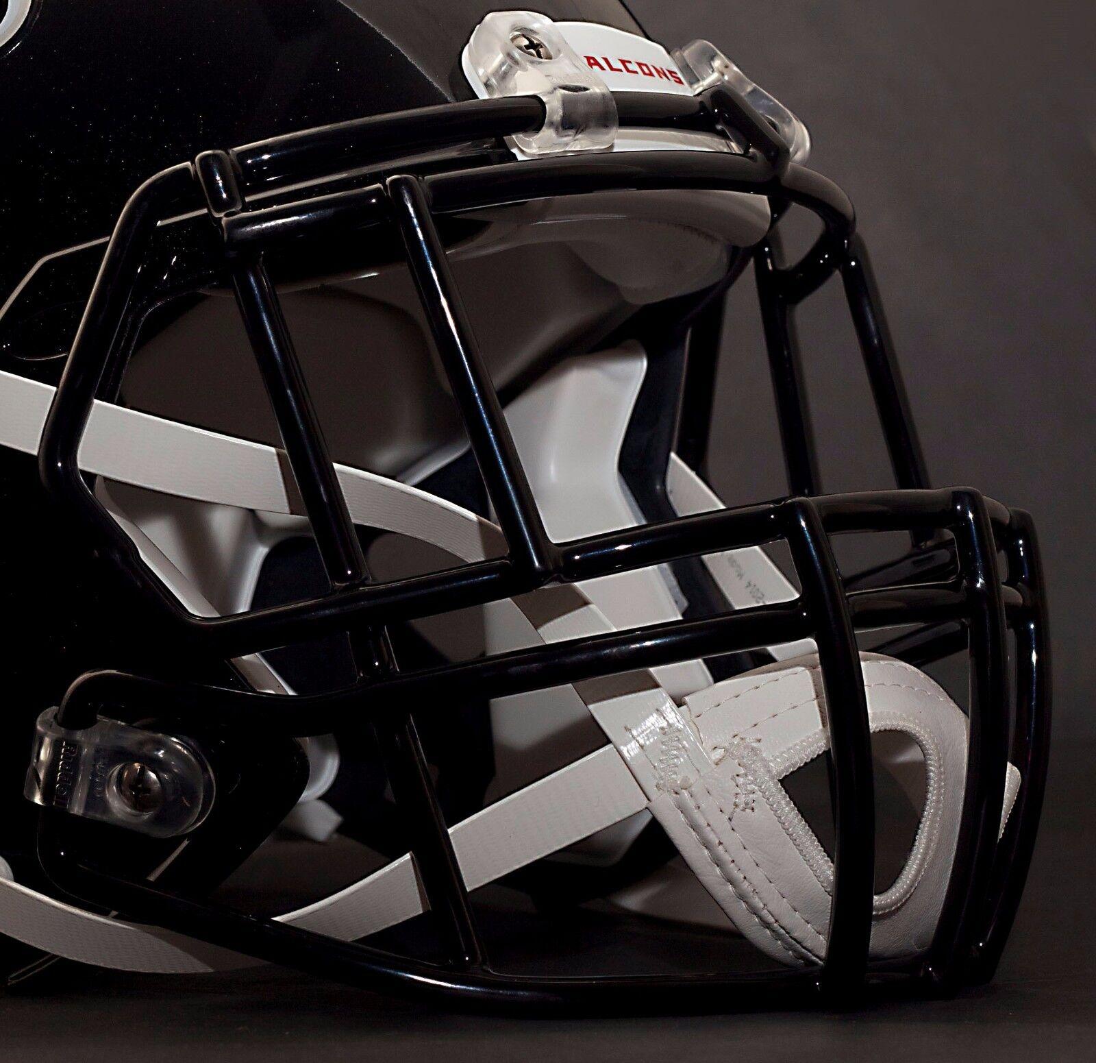 Black!!! RIDDELL SPEED S2EG-II FOOTBALL HELMET FACEMASK