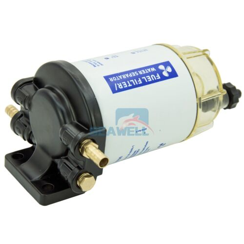 Boat Fuel Filter Marine Fuel Water Separator Mercury//Yamaha Outboard 10 Micron