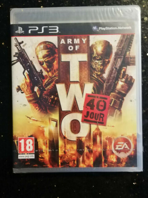 Army of TWO playstation 3 neuf sous blister