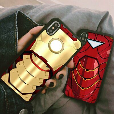 cover iphone iron man