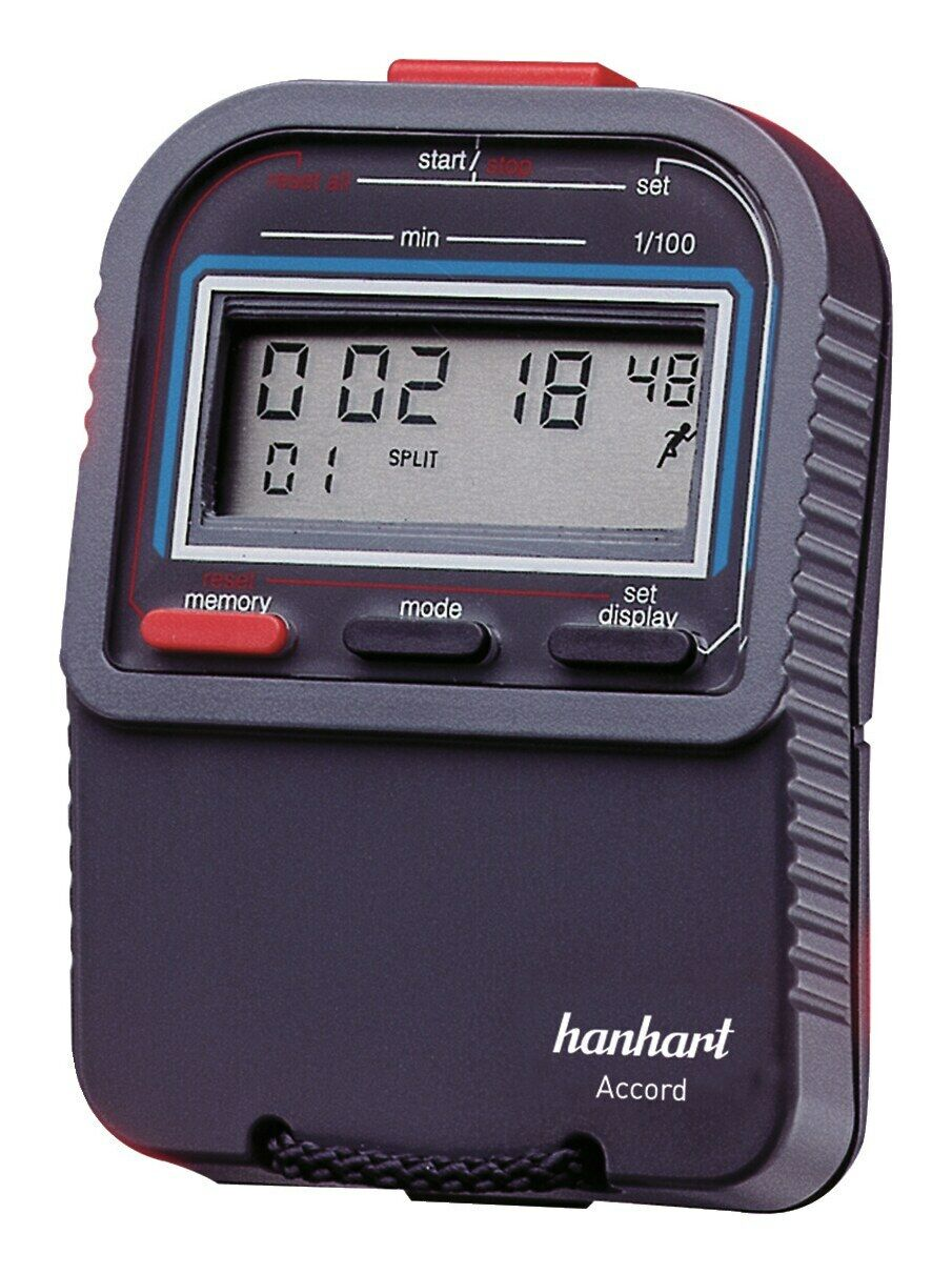 Hanhart Digitale-Stoppuhr Digitale-Stoppuhr Digitale-Stoppuhr 1 100-Minuten - 265.6765-00 16a2e0