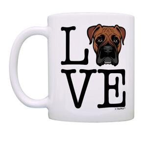 Image Is Loading Boxer Gifts Love Boxers Dog Mug Mom