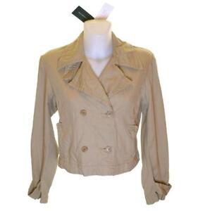 NEU-mit-Etikett-Damen-French-Connection-Jacke-Mantel-NEU-amp-tragen