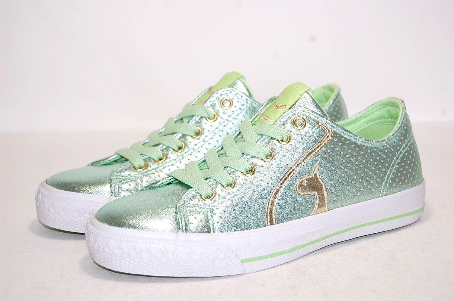 Baby Phat BP Lo Perf BP50812 Green Classic  Chaussures  femmes