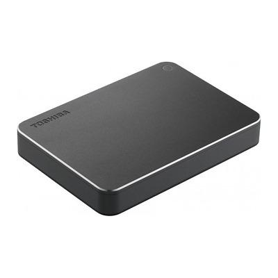 Toshiba Canvio Premium Mac USB3.0 3TB 2.5Zoll dunkelgrau