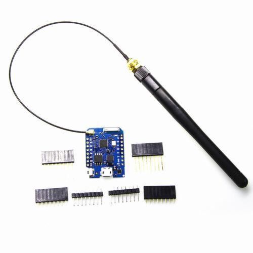 antenna WEMOS D1 mini Pro 16M bytes external antenna connector ESP8266 WIFI