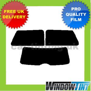 Rear windows Pre cut window tint 5/% Limo 2002 to 2006 Mini Cooper // Cooper S