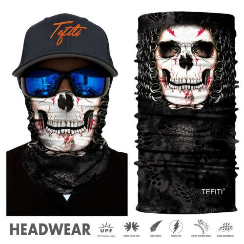 Fashion Multi-use Tube Scarf Snood Bandana Neck Head Face Warmer Tube Headband