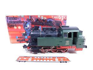 CQ277-5-Maerklin-Spur-1-AC-5702-Tenderlok-leichte-Maengel-GMEB-Federpuffer-OVP