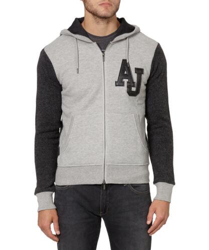 Sweatshirt Armani Cadeau Mens Pour Pull Nwt Cardigan Tricot SweatCapuche Lui PiwXZOkuT