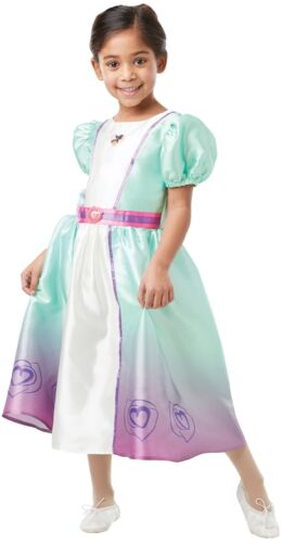 Girls Toddler Nella The Princess Knight TV Book Day Fancy Dress Costume Outfit