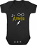 Potter WIZARD New Bodysuit//Grow//Vest Baby Shower PERSONALISED Newborn Gift