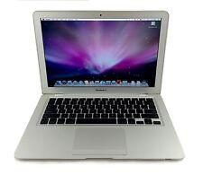 "Apple MacBook Air Core 2 Duo 1.8GHz 2GB RAM 64GB SSD 13"" MB003LL/A"