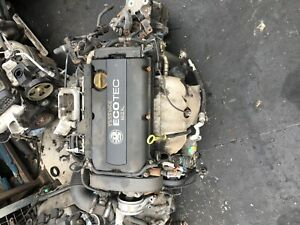 2006-VAUXHALL-1-8-16V-Z18XEP-ENGINE-FULL-CAR-IN-FOR-SPARES-MILEAGE-102K