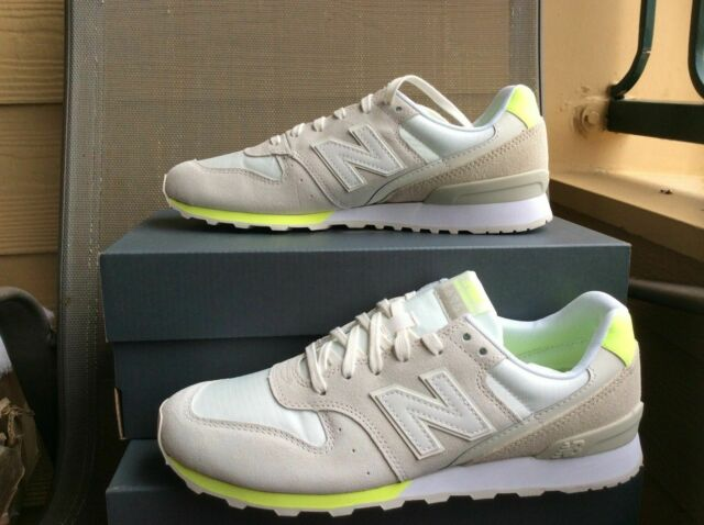 the latest 0e8ff 0a3fb NEW $80 WOMENS NEW BALANCE CLASSICS 696 SUEDE SNEAKER SHOES WL696STS