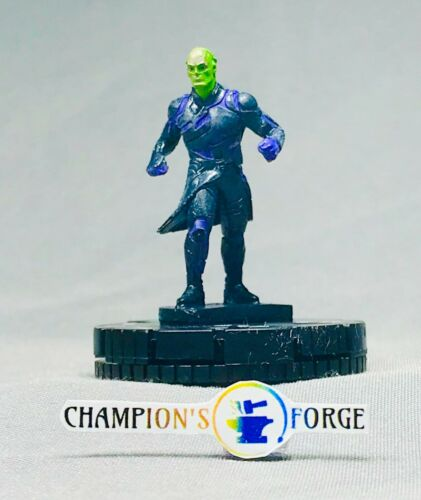 Heroclix Captain Marvel Movie Gravity Feed ~ Talos #012 Rare w/ Card