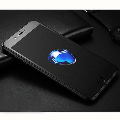 Thin Matte Anti-Glare Full Cover Tempered Glass Film Screen for iPhone 7 Plus 6s