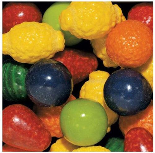 100 SEEDLINGS FRUIT Dubble Bubble GUMBALL candy filled gum ball dubble vending
