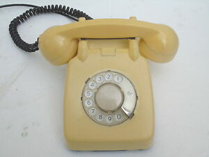 VINTAGE INDIAN TELEPHONE INDUSTRIES ITI LANDLINE PHONE
