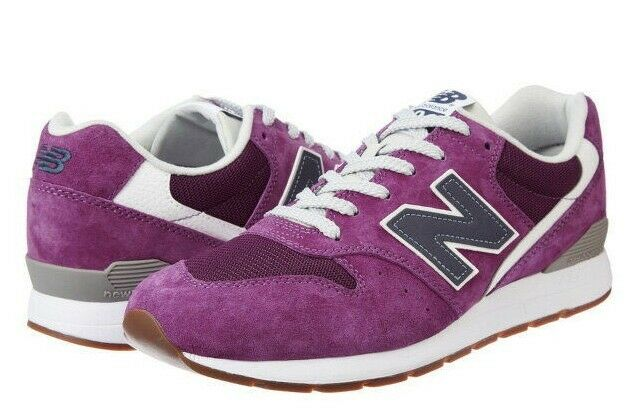 more photos 4d0e0 a460d NEW BALANCE BALANCE BALANCE 996 JAPAN Purple Running Shoes Retro Classic  MRL996JB Mens SIZE 7.5 779928