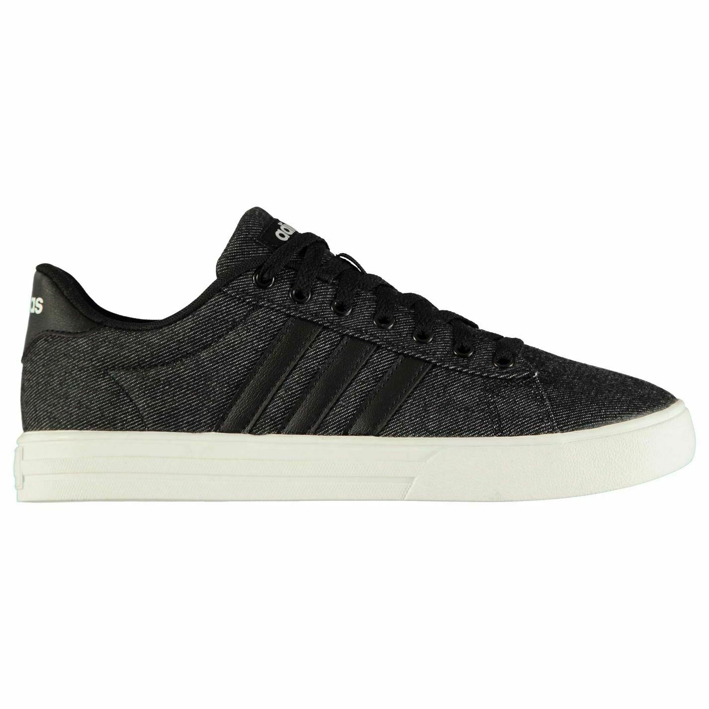 Adidas Mens Daily 2.0 Canvas Running Sports shoes Trainers Pumps Sneakers