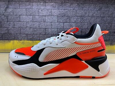 Puma RS-X Toys Reinvention Running System White Red Black Sz 8-11 369579_02  DS | eBay