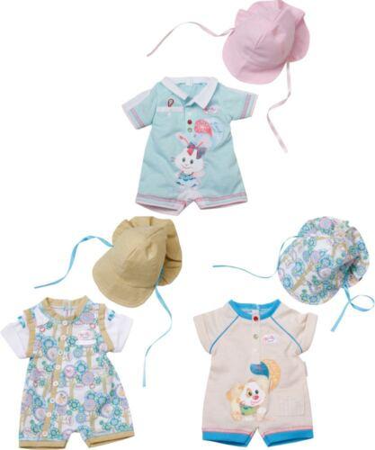 BABY Born ® tutine COLLEZIONE ZAPF Bambole Abbigliamento dimensione 43