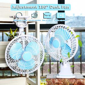 240V-Adjustment-180-Desk-Fan-AC-High-Speed-Air-Portable-Desk-and-Clip-On-Fan