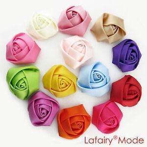 2 pièces satin roses 4-5cm Mariage épingle à cheveux épingle à Cheveux Broche lafairy-afficher le titre d`origine mhFzHukE-07155120-486979489