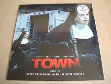 harry gregson williams david buckley the town OST ltd 052/500 Clear/Red Splatter