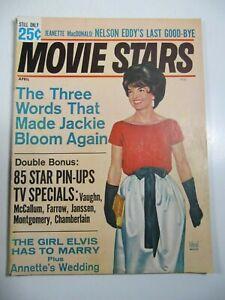 Details about Movie Stars Magazine April 1965 Jackie Kennedy
