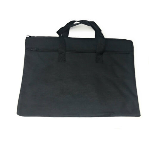"""Money Deposit Bank Documents Tote Bags Pouch Promotional Conference 16/"""" X11/"""""""