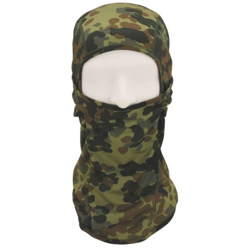 Sturmhaube Maske Mütze SWAT Motorrad neu Security MFH Balaclava Mission 1-Loch