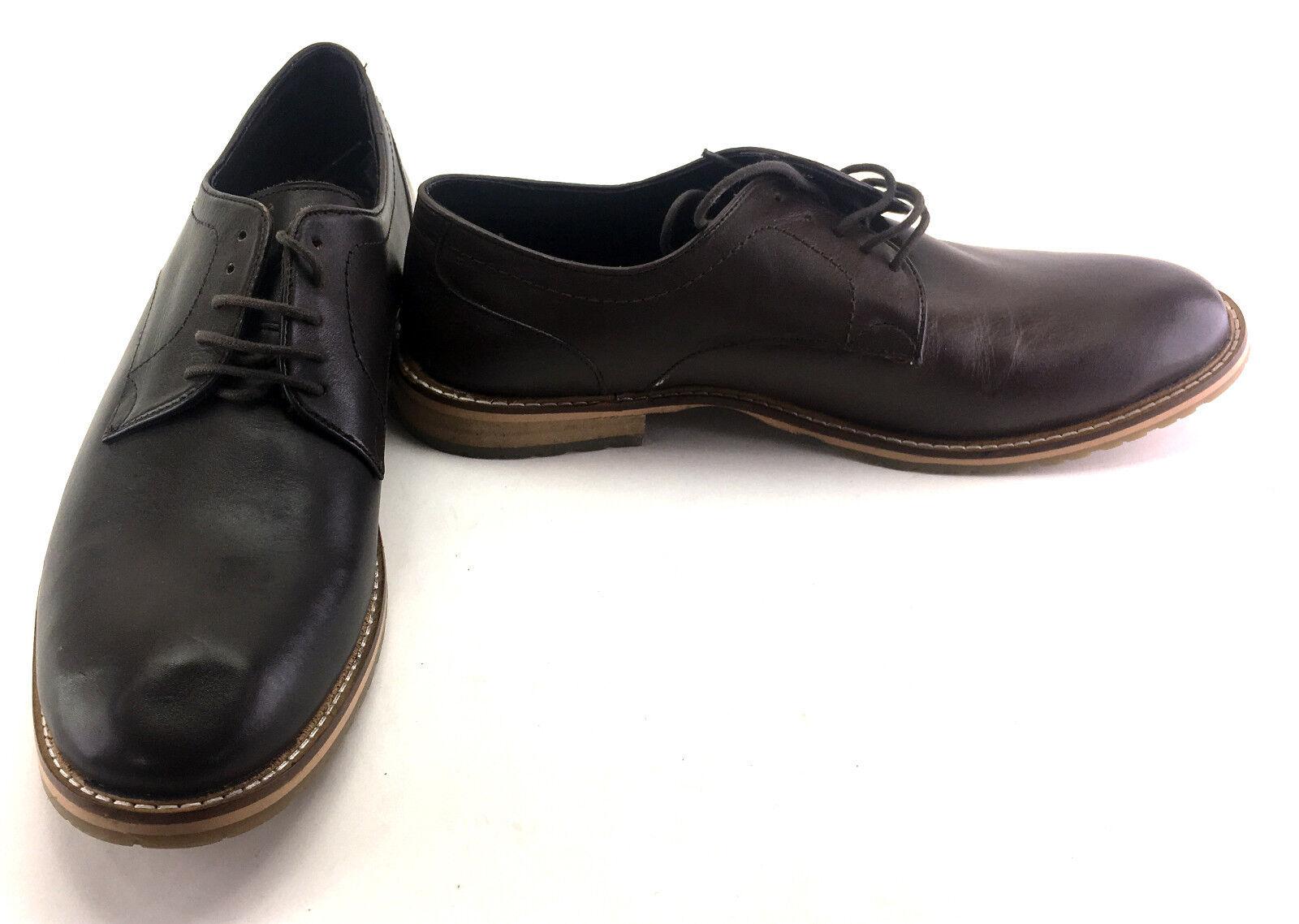 ti renderà soddisfatto Ben Sherman scarpe Benson Leather Dress Oxfords Marrone Dimensione 10 10 10  essere molto richiesto