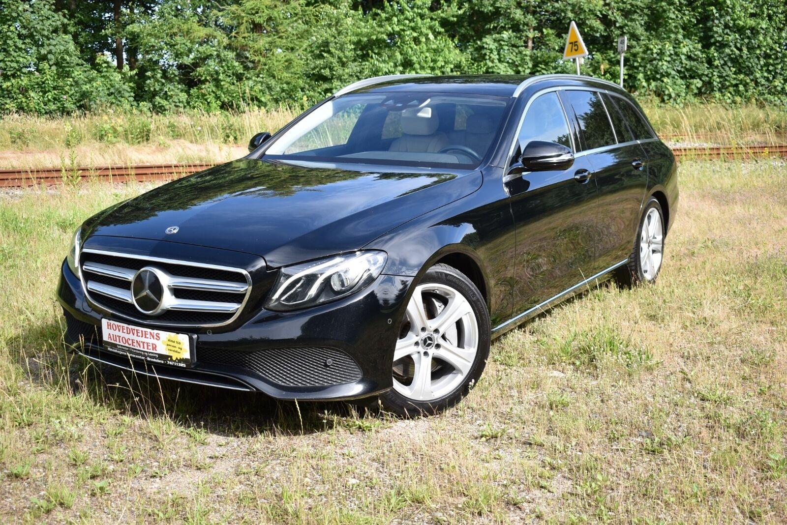 Mercedes E350 d 3,0 stc. aut. 5d - 459.900 kr.