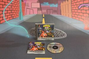 CRASH-BANDICOOT-2-CORTEX-STRIKES-BACK-PLATINUM-PLAYSTATION-PSX-COMBINED-SHIPPING