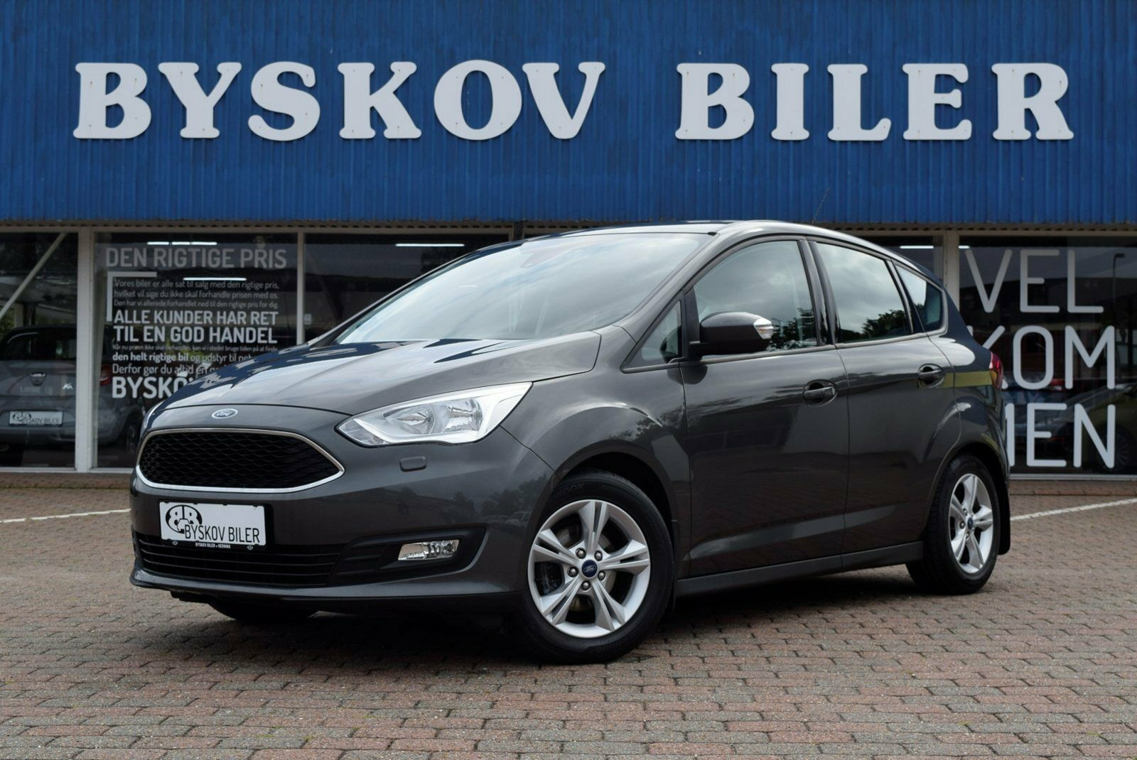 Ford C-MAX 1,5 TDCi 120 Business 5d - 168.995 kr.