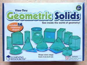 View-Thru-Geometric-Solids-set-of-14-Learning-Resources-X4330