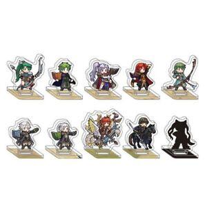 Fire-Emblem-Heroes-mini-acrylic-Figure-Collection-Vol-6-BOX-full-set-JAPAN