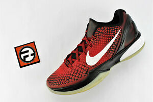 4a83ed79c232 Nike Zoom Kobe VI 6 All Star Challenge Red White Black Size 9 2011 ...