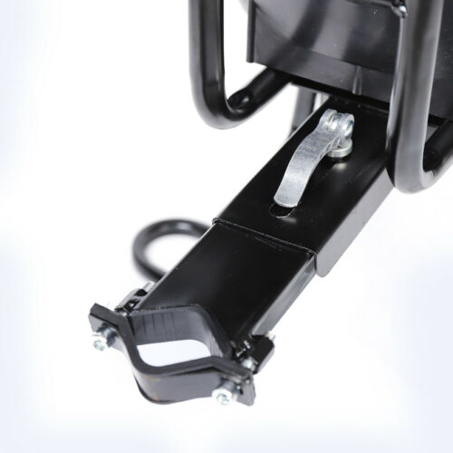 Bicycle Chair Carrier Baby Bike Toddler Child Safety Bike Front Seat Black NEW
