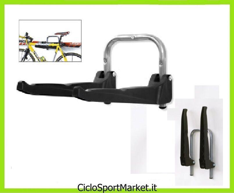 Fahrradträger   Peruzzo   Wand - Mauer   Mod. Orione - Ladung bis 3 Fahrräder